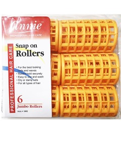 Annie Snap On Rollers 1005