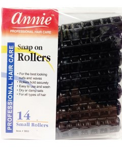 Annie Snap On Rollers 1011