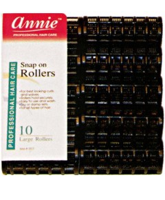 Annie Snap On Rollers 1013