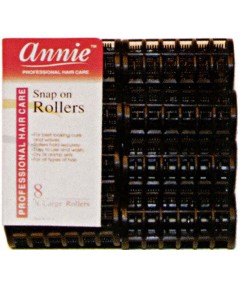 Annie Snap On Rollers 1014
