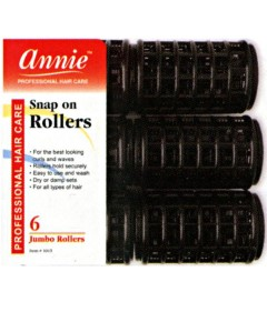 Annie Snap On Rollers 1015