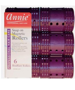 Annie Snap On Rollers 1219