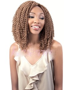 Angels Braid Collection Syn 3X Multi Pack Cork Screw Curl Braid