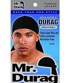 Mr Durag Breathable Spandex Durag