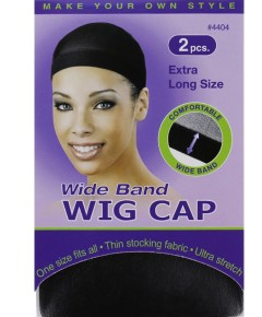 Ms Remi Wide Band Wig Cap