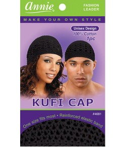 Ms Remi Unisex Design Cotton Kufi Cap 4681