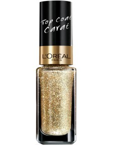 Color Riche Crackle Top Coat 815 Ornemental Gold