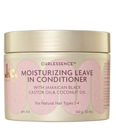 Keracare Curlessence Moisturizing Leave In Conditioner