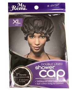 Double Lined Shower Cap