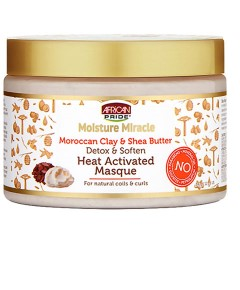 Moisture Miracle Maroccan Clay Heat Activated Masque