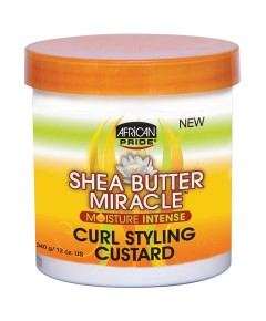 Shea Butter Moisture Intense Curl Styling Custard
