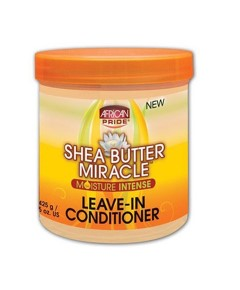 Shea Butter Miracle Leave In Conditioner