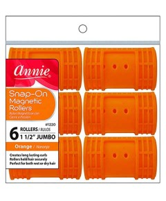 Annie Snap On Magnetic Rollers 1220