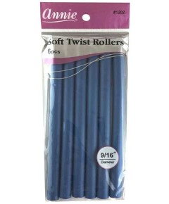 Soft Twist Rollers 1202