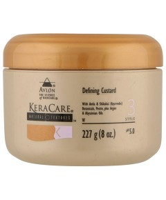 Keracare Natural Textures Defining Custard