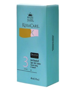 Keracare Dry And Itchy Scalp Anti Dandruff Spot Itch Lotion