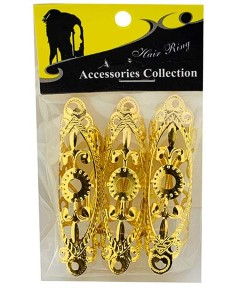 Accessories Collection Hair Ring 12GDL