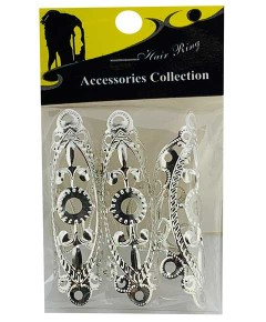 Accessories Collection Hair Ring 12SIL