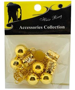 Accessories Collection Hair Ring 60403