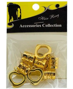 Accessories Collection Hair Ring 61006