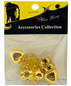 Accessories Collection Hair Ring 6665