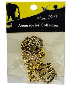 Accessories Collection Hair Ring 80884
