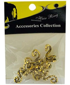 Accessories Collection Hair Ring 80885