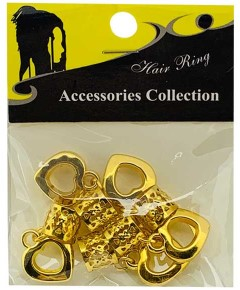 Accessories Collection Hair Ring 80886
