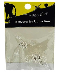 Accessories Collection Hair Ring CTSIL2