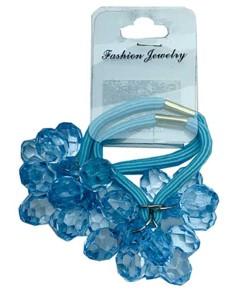 Fashion Jewelry Pony Tailer LJ113BL