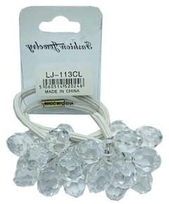 Fashion Jewelry Pony Tailer LJ113CL
