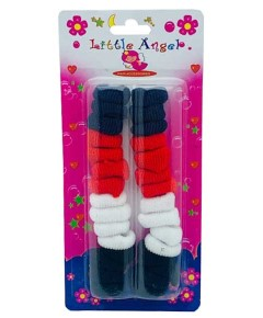 Little Angel Hair Grips Mixed RS164
