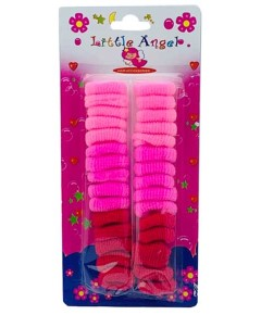 Little Angel Hair Grips Pink Collection RS164