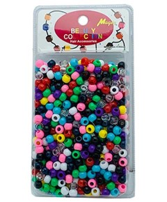 Beauty Collection Magic Hair Beads Mixed 500AST