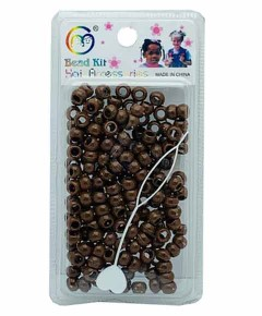 Beauty Collection Magic Hair Beads Brown