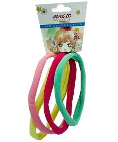 Magic Quality Hair Elastic Bands Assorted LT15AST