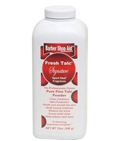 Fresh Talc Signature Pure Fine Talc Powder