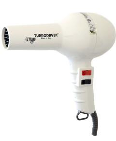 ETI Turbodryer 2000 White Professional Hairdryer
