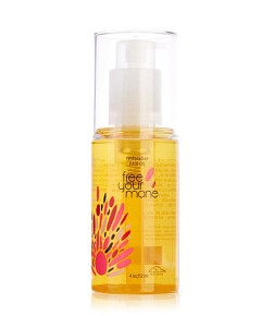 Free Your Mane Restorative Hair Oil