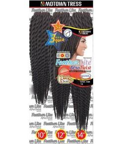 Feather Lite Syn CFAT 14M Afro Twist Braid