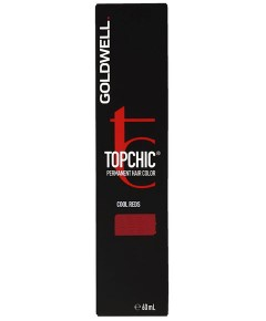 Topchic Cool Reds Permanent Hair Color