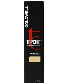 Topchic Warm Blondes Permanent Hair Color