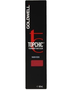 Topchic Warm Reds Permanent Hair Color