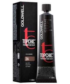 Topchic Warm Browns Permanent Hair Color
