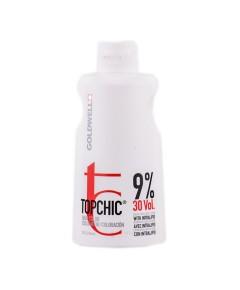 Topchic Permanent Hair Color Cream Developer Lotion