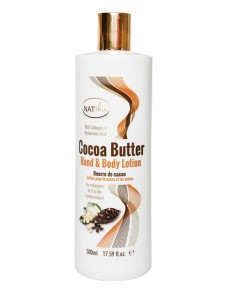 Nat Skin Cocoa Butter Hand And Body Lotion