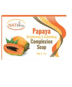 Natskin Papaya Exfoliating Complexion Soap