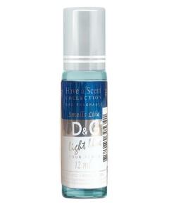 Pure Fragrance D And G Blue Pour Femme