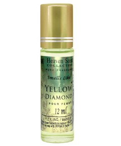 Pure Fragrance Yellow Diamond Pour Femme