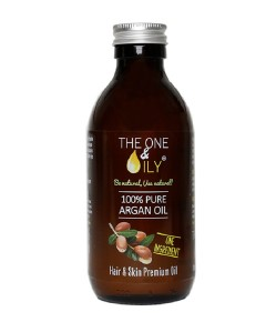 The One And Oily 100 Percent Pure Argan Oil